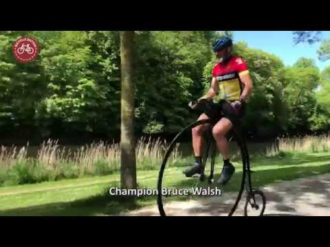 Open Dutch Penny-Farthing Championships - Race photo