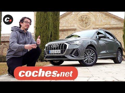 Audi Q3 2019 SUV   Primera prueba / Test / Review en español   coches.net