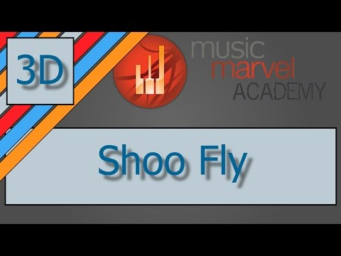 Method 3D Shoo Fly