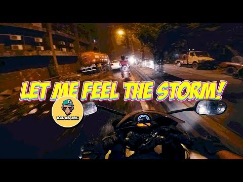 It's Time To GoPro feat. Dust Storms, Water, Litter & Traffic | GoPro Hero 5 | MotoVlog | DaDaBONG