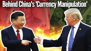 The True Story Behind China's 'Currency Manipulation' - Mike Maloney