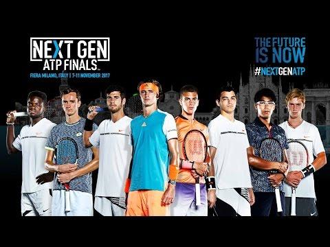 NextGenATP Finals Milan 2017 Tickets On Sale