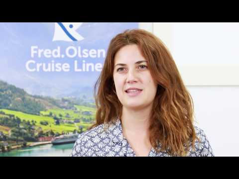 Working for Fred. Olsen Cruise Lines | Careers Video