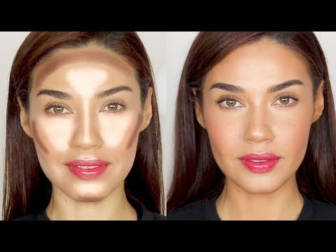How To Contour & Highlight Naturally  | Eman - UCaZZh0mI6NoGTlmeI6dbP7Q