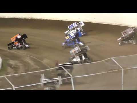 Skagit Speedway Mid-Season Championships July 10th, 2021 - dirt track racing video image