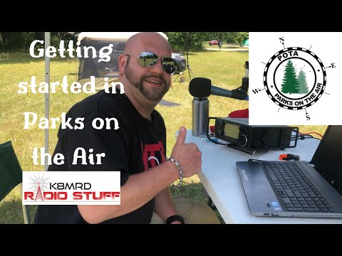 Getting started in Parks on the Air