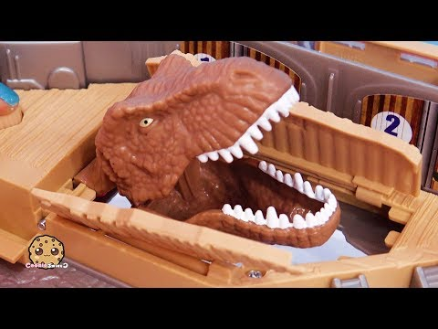 Dino Surprise ! Jurassic World 2 Harbor Dinosaur Movie Toy Playset - UCelMeixAOTs2OQAAi9wU8-g
