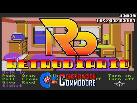 RetroDiario Noticias Retro Commodore y Amiga (19/04/2017) #0003
