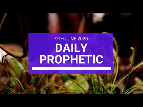 Daily Prophetic 9 June 2020 7 of 7