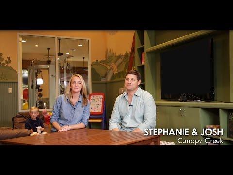 Meet Residents Stephanie & Josh from Canopy Creek