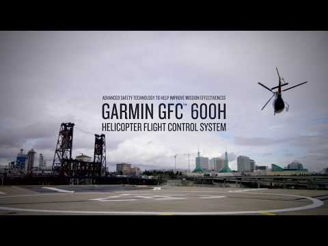 Garmin GFC 600H: Discover the Revolution in Helicopter Flight Control