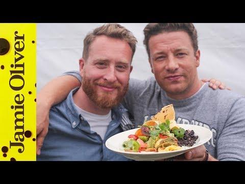 Mexican Style Breakfast Omelette | Live @ Feastival | Jamie Oliver & Food Busker - UCpSgg_ECBj25s9moCDfSTsA