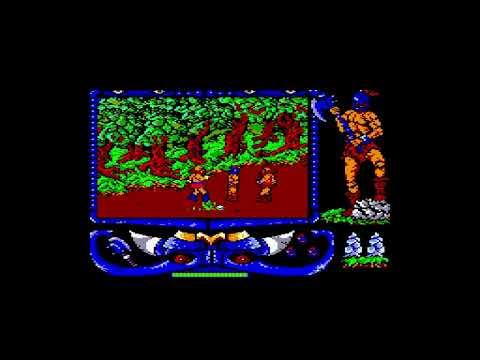 Atrog - 2ª parte - Amstrad CPC Longplay