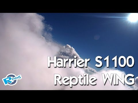 Into the clouds - height altitude flight with Harrier S1100 and AR Wing - UCv2D074JIyQEXdjK17SmREQ
