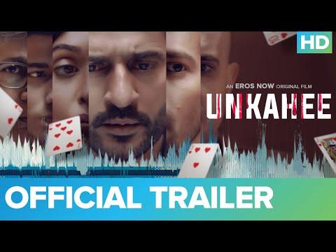 Unkahee Official Trailer | Hiten Tejwani | Sehban Azim | Anupriya Goenka | An Eros Now Original Film