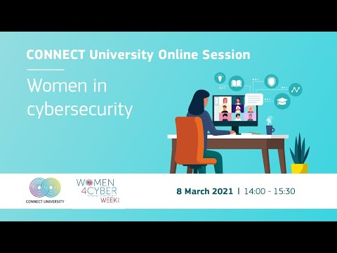 Women in cybersecurity | CONNECT University photo