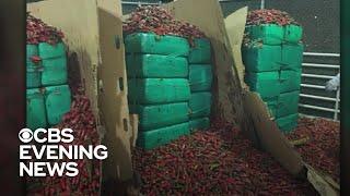 $2 million worth of marijuana found in jalapeño shipment