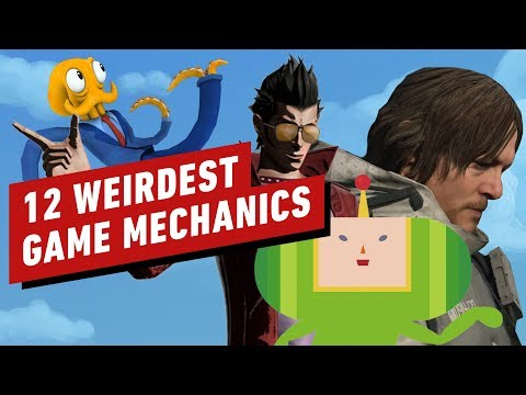 12 Weirdest Video Game Mechanics - UCKy1dAqELo0zrOtPkf0eTMw