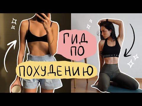 Гид по похудению (6 шагов)