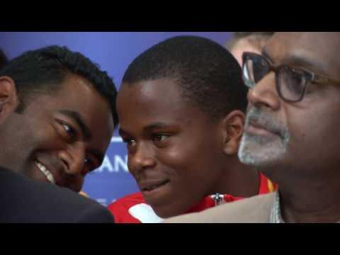 Team SA Paralympics 2016| Sasol Highlights Package | Team SA's Arrival