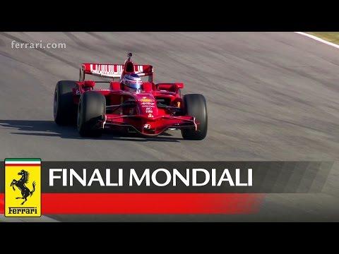 Finali Mondiali - F1 Clienti and XX Programmes lighted up Mugello