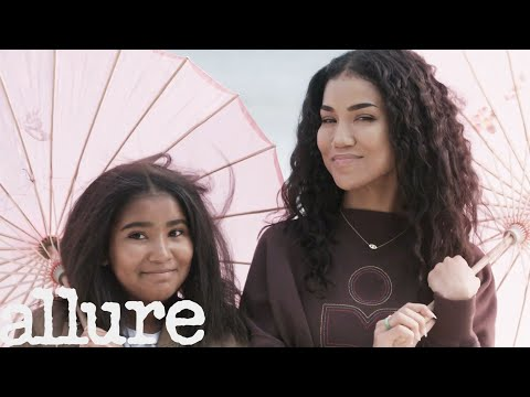 Jhené Aiko and Her Daughter Namiko Try 9 Things They've Never Done Before    Allure