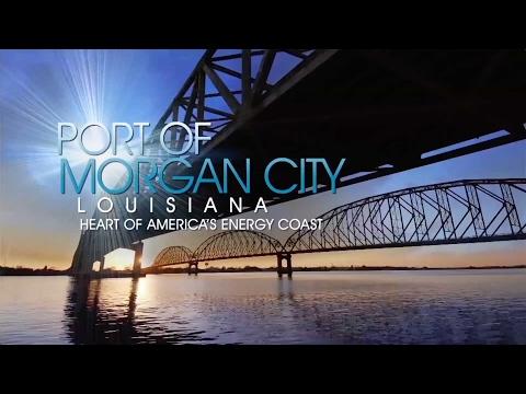 Berning Marketing & Production | Port of Morgan City
