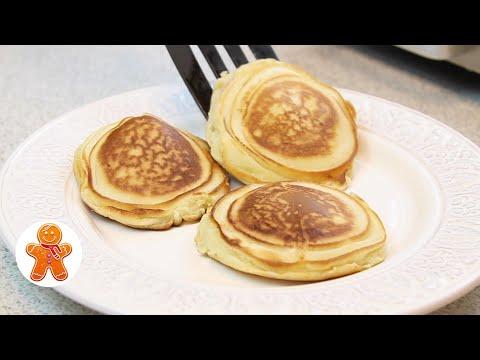 Быстрый Сытный Завтрак ✧ Оладьи с Начинкой