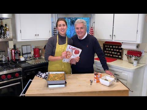 Steve's Layered Cornbread Casserole | Father Knows Best | Homeschool with Martha