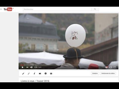 Vidéo de Delphine Chedru