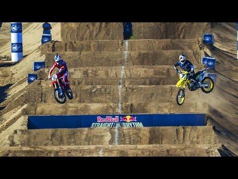 Ryan Dungey VS James Stewart: Semifinals - Red Bull Straight Rhythm 2015 - UCblfuW_4rakIf2h6aqANefA