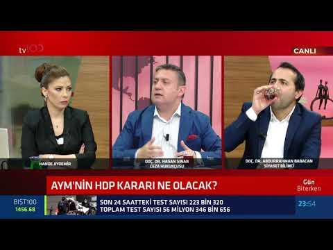 Hasan Çınar: Benzer süreci 2007 yılında Ak Parti ile ilgili olarak görmüştük…