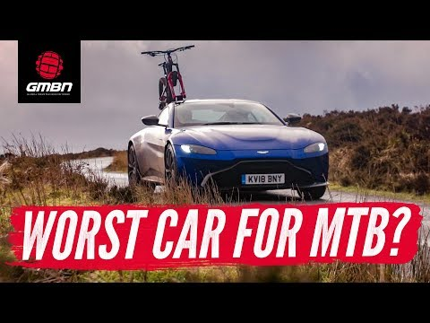 """Is This The Worst Car For MTB"""" 