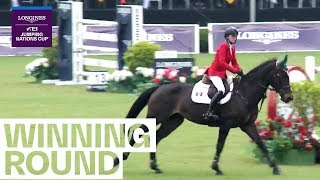 Lorenza O'Farrill paves way for Mexico's home win | Longines FEI Jumping Nations ™ Coapexpan (MEX)