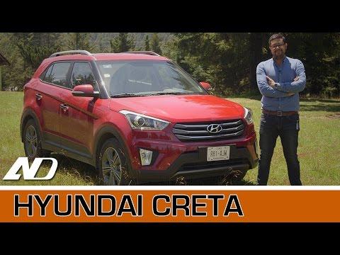 Hyundai Creta - La que si se siente como una camioneta