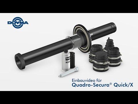 DOYMA Quadro-Secura® Quick/X – Einbauvideo
