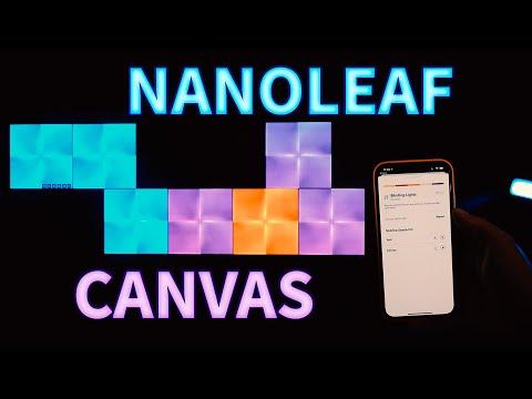 Nanoleaf Canvas: i pannelli LED perfetti …