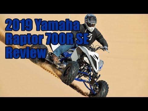 2019 Yamaha Raptor 700R SE Review