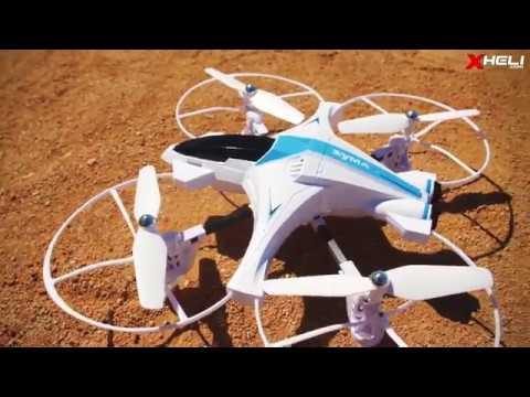Syma X14 Fighter Drone - UCH6MbLEKxUPKK3y2uBreqDA