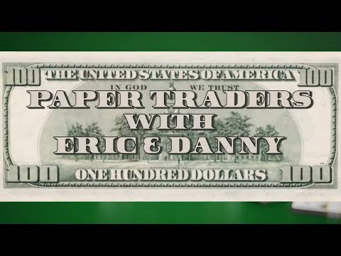 Paper Traders - Buying Our First Stock - Episode 3