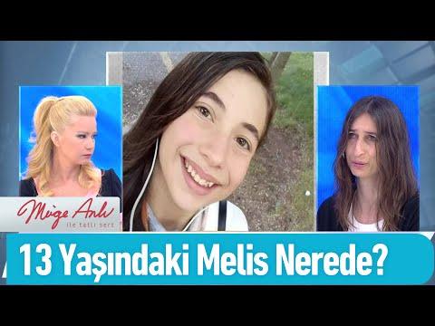 13 yaşındaki Melis'i 26 yaşındaki Murat adlı kişi kaçırdı! - Müge Anlı İle Tatlı Sert 15 Temmuz 2020