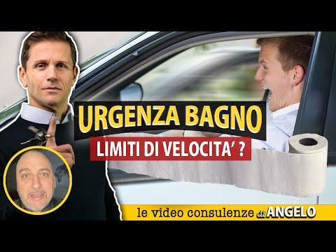 URGENZA di ANDARE AL BAGNO e limiti di velocità | Avv. Angelo Greco