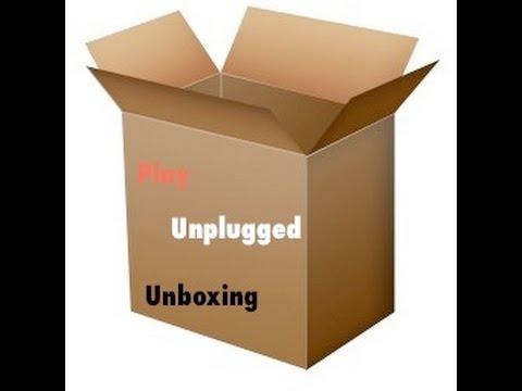 Unboxing #3 23-01-2017