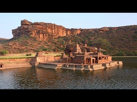 Badami Cave Temples, Karnataka, India in 4K (Ultra HD) - UCYWJ32GJbOgtzU2uHh0OMCQ