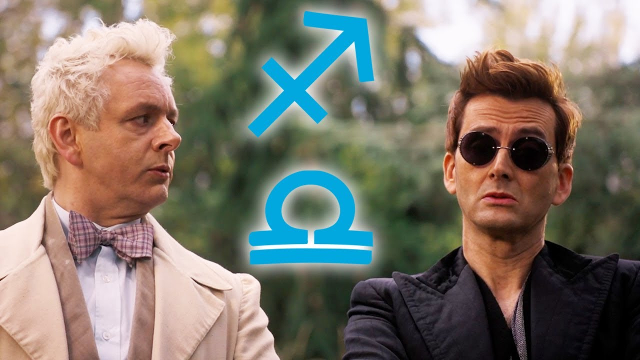 Good Omens | In The Stars | Prime Video