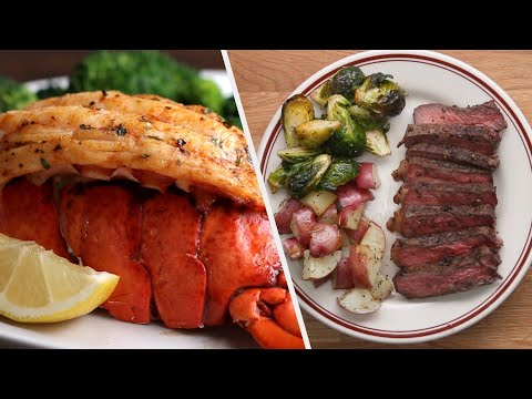 5 Incredible Surf & Turf Inspired Dinners ? Tasty Recipes