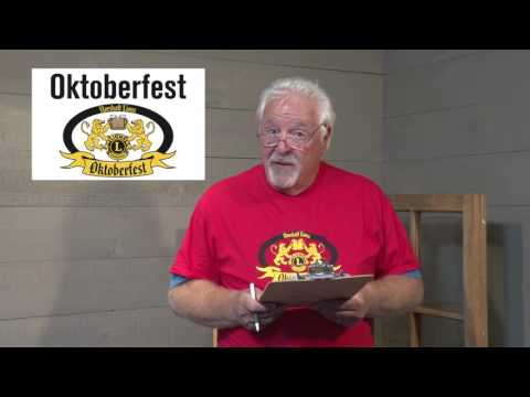 Norshaft Lions Oktoberfest - October 8, 2016