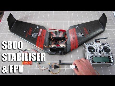 Reptile S800 wing electronics - UC2QTy9BHei7SbeBRq59V66Q