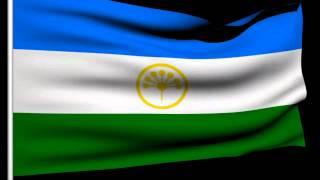 Флаг Республики Башкортостан с титрами - YouTube