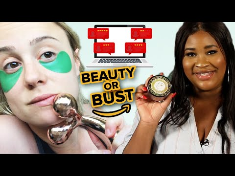 Amazon's Best Rated Vs. Worst Rated Beauty Gadget Review